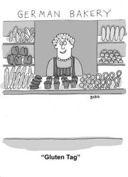 Gluten Tag